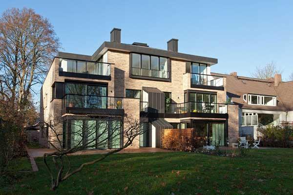 Villa Kiel stange architekten architekturbüro kiel und strande